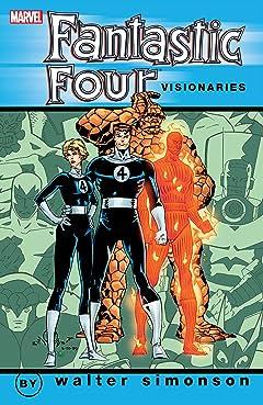 Fantastic Four Visionaries: Walt Simonson Tome 1