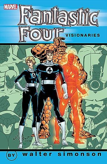 Fantastic Four Visionaries: Walt Simonson Vol. 1