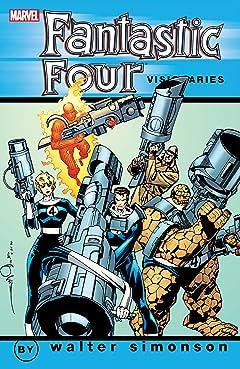 Fantastic Four Visionaries: Walt Simonson Tome 2
