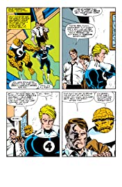Fantastic Four Visionaries: Walt Simonson Vol. 2