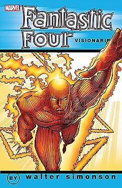 Fantastic Four Visionaries: Walt Simonson Tome 3