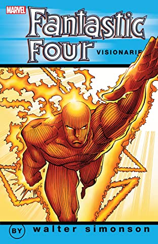 Fantastic Four Visionaries: Walt Simonson Vol. 3