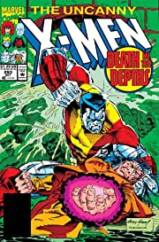 Uncanny X-Men (1963-2011) #293