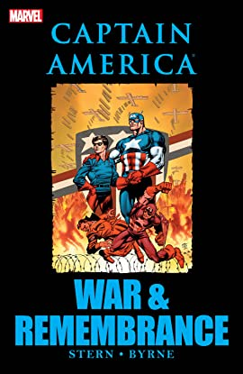 Captain America: War And Remembrance