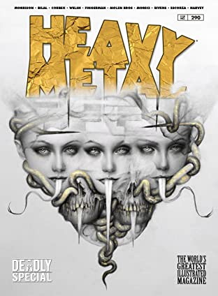 Heavy Metal #290