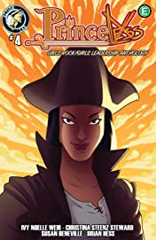 Princeless: Girls Rock/Girls Leadership Anthology #4