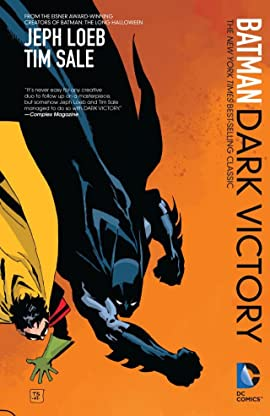 Batman: Dark Victory: (New Edition)