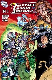 Justice League of America (2006-2011) #13