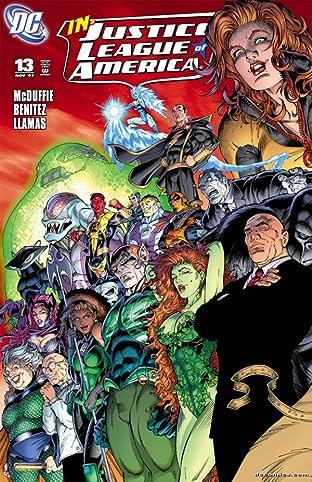 Justice League of America (2006-2011) No.13