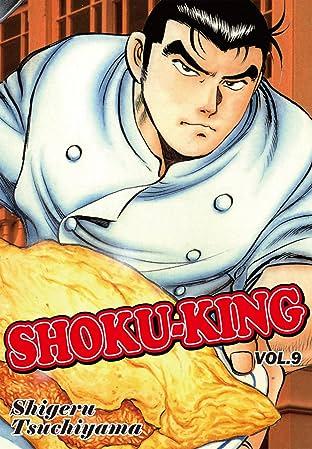 SHOKU-KING Tome 9