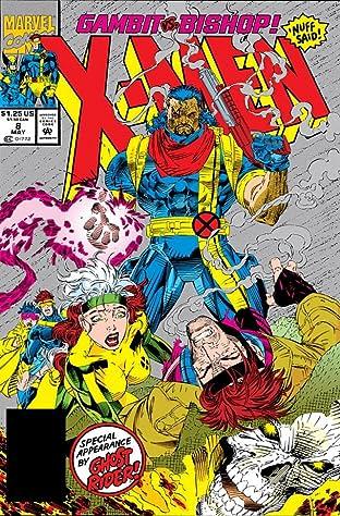X-Men (1991-2001) No.8