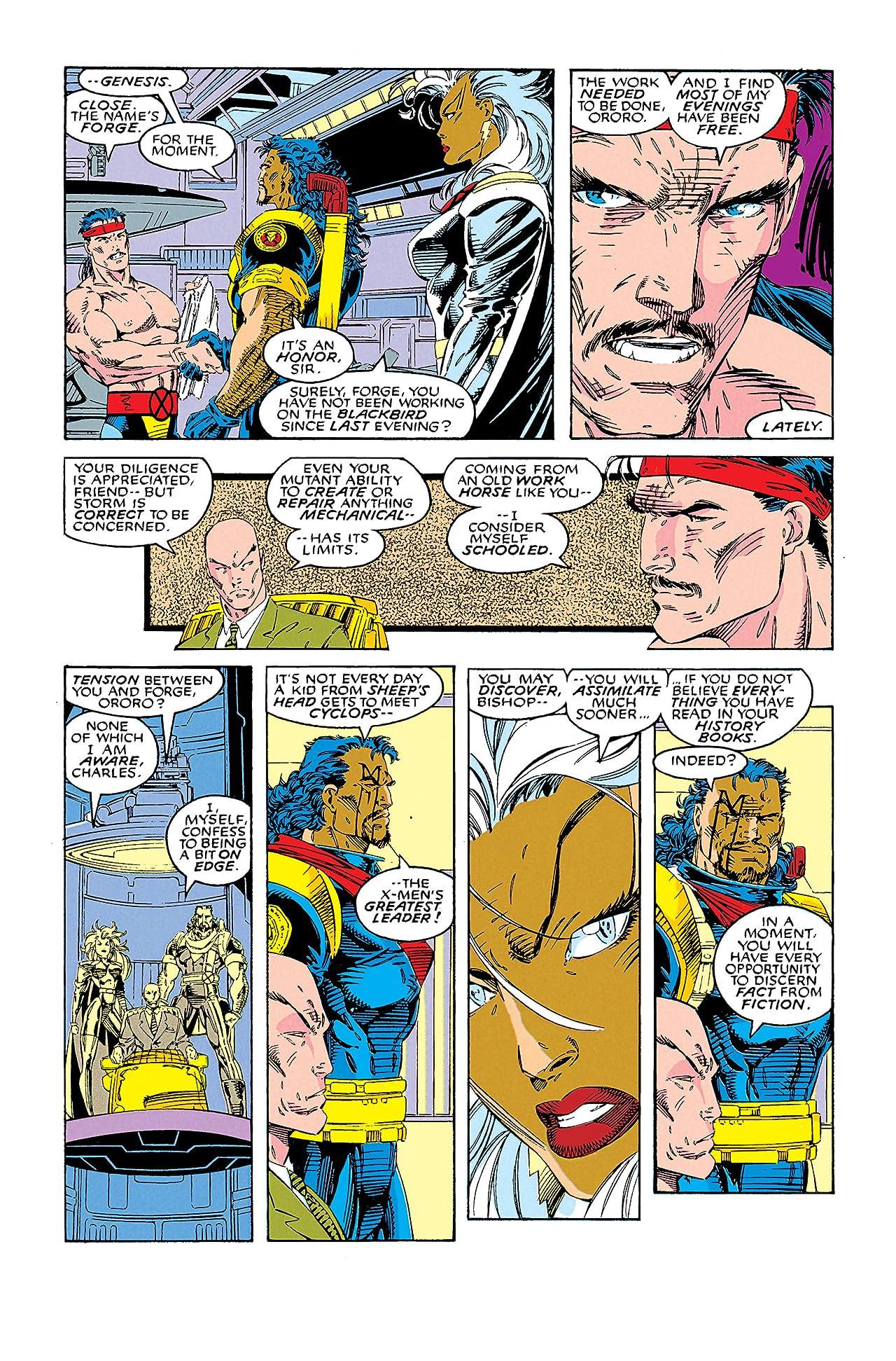 X-Men (1991-2001) #8