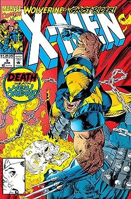 X-Men (1991-2001) #9