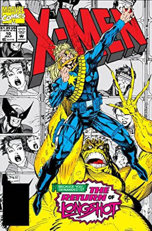 X-Men (1991-2001) No.10