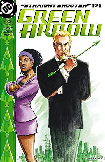 Green Arrow (2001-2007) #26