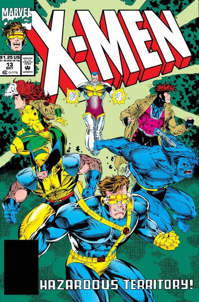 X-Men (1991-2001) #13