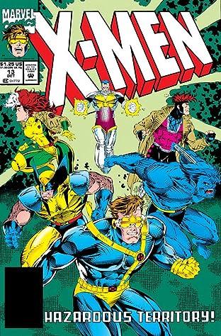 X-Men (1991-2001) No.13