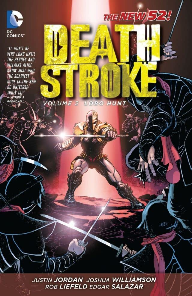 Deathstroke (2011-2013) Vol. 2: Lobo Hunt