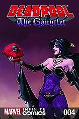 Deadpool: The Gauntlet Infinite Comic #4