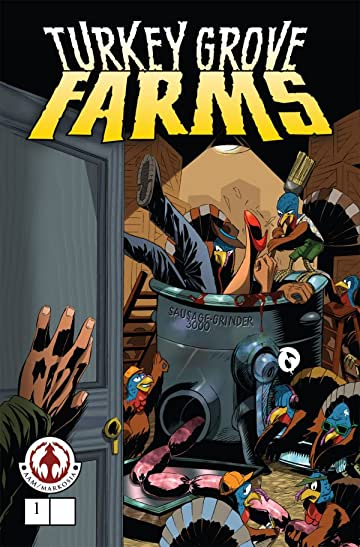 Turkey Grove Farms #1: Preview