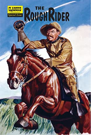 Classics Illustrated Special Issue No.141A: The Roughrider