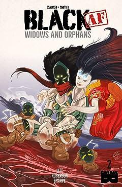 BLACK [AF]: Widows And Orphans #2
