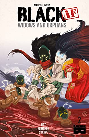 BLACK [AF]: Widows And Orphans #2