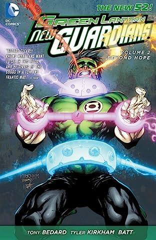 Green Lantern: New Guardians (2011-2015) Tome 2: Beyond Hope