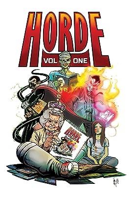 Horde Comics Anthology Vol. 1