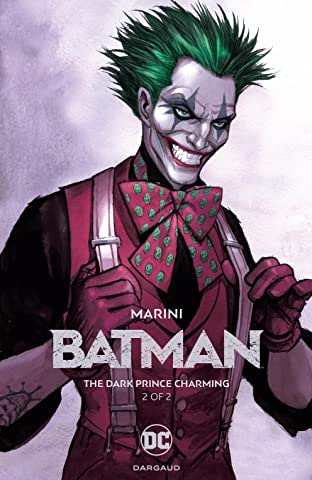 Batman: The Dark Prince Charming (2017-) No.2