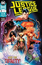 Justice League (2018-) No.2