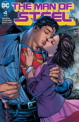 Man of Steel (2018) #4