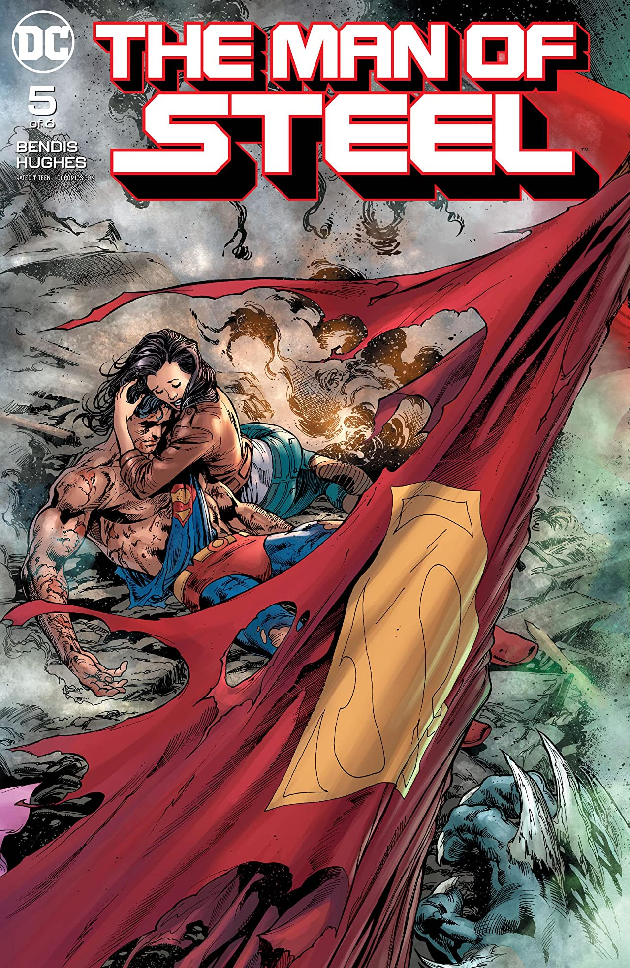 Man of Steel (2018-) No.5