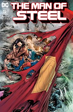 Man of Steel (2018-) #5