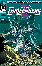 New Challengers (2018-) #2