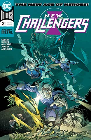New Challengers (2018-) #2