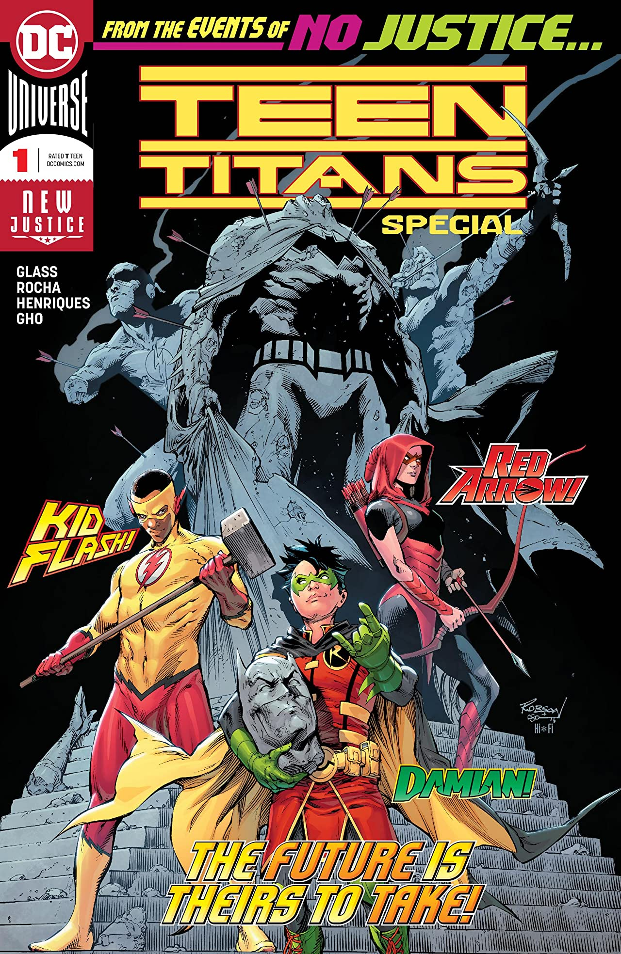 Teen Titans Special (2018) No.1