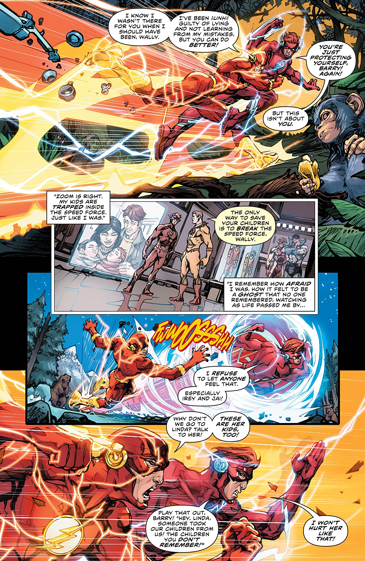 The Flash (2016-) #49