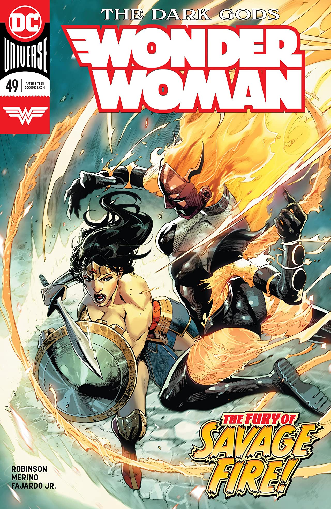 Wonder Woman (2016-) No.49