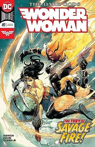 Wonder Woman (2016-) #49