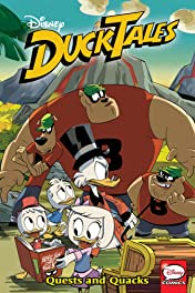 DuckTales Vol. 3: Quests and Quacks