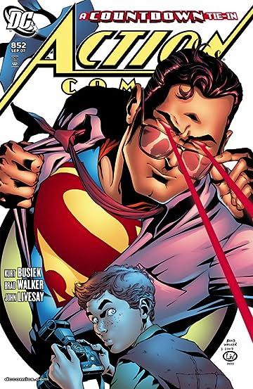 Action Comics (1938-2011) #852