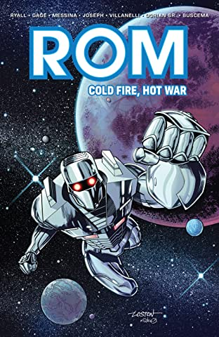 ROM: Cold Fire, Hot War