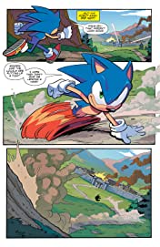 Sonic the Hedgehog Tome 1: Fallout