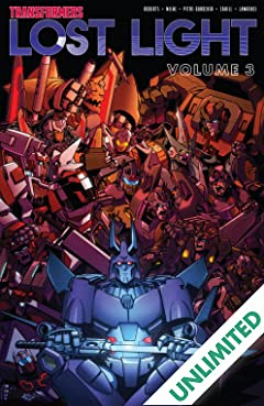Transformers: Lost Light Vol. 3