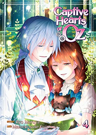 Captive Hearts of Oz Vol. 4