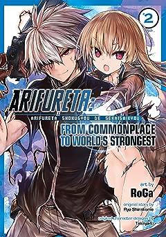 Arifureta: From Commonplace to World's Strongest Vol. 2