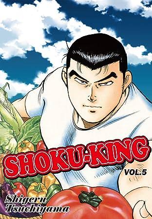 SHOKU-KING Tome 5
