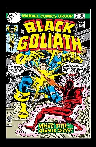 Black Goliath (1976) No.2