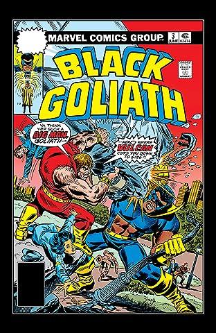 Black Goliath (1976) No.3